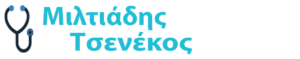Μιλτιάδης Τσενέκος Λογότυπο